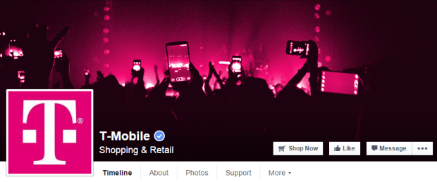 T Mobile Cover Photo